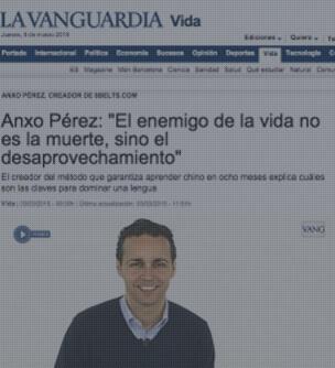 8Belts en La Vanguardia